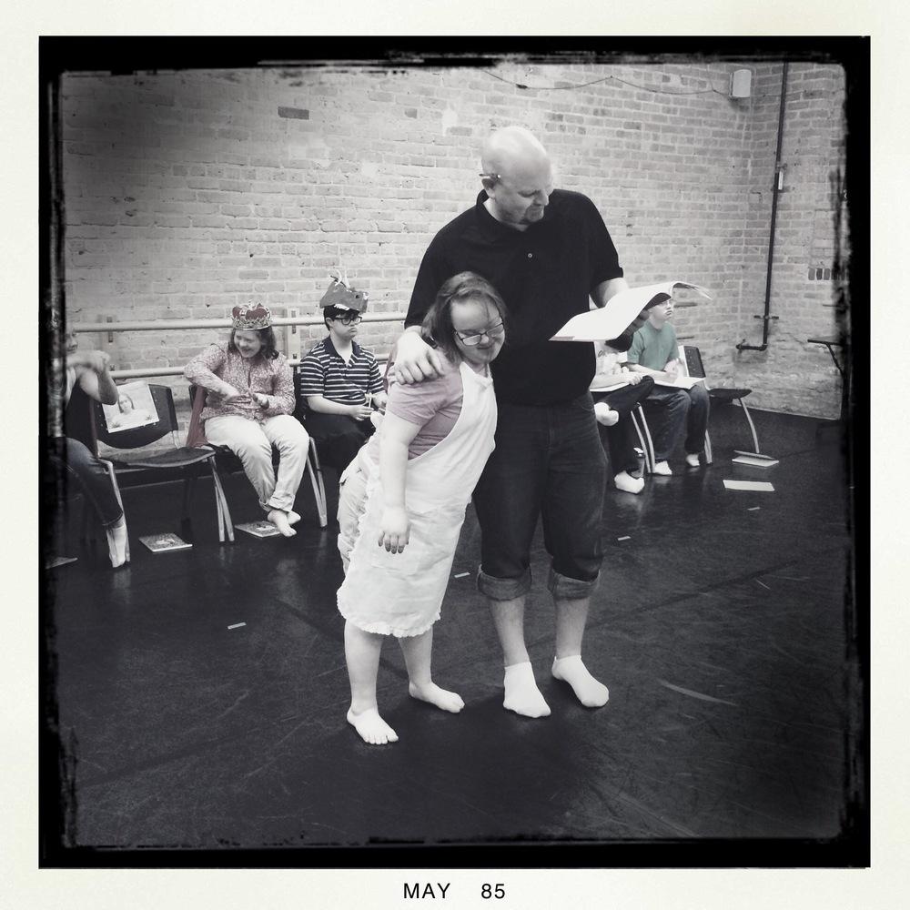 Rehearsing for Wonderland