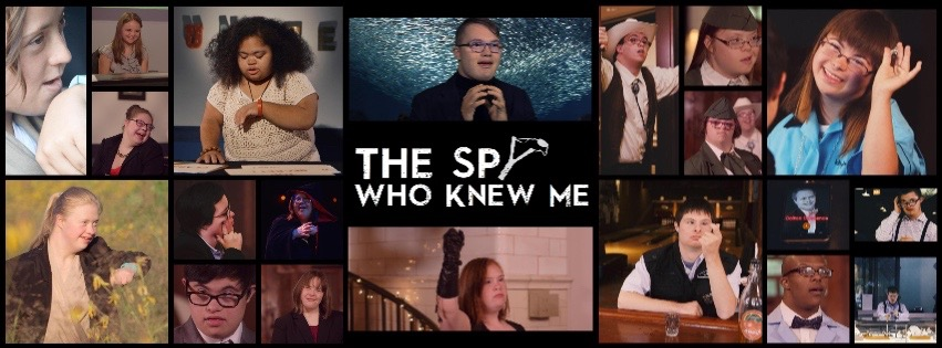 The Spy Who Knew Me   is a one-of-a-kind adventure featuring an ensemble cast of 20 actors with Down syndrome. Actors collaborated with a professional film crew and teaching artists to create this unique spy movie. A riff on the classic spy-adventure genre epitomized by James Bond,   The Spy Who Knew Me   follows super spy Tabitha Link and the ladies of the all-female agency U.N.I.T.E. After receiving an anonymous tip, Tabitha winds up at the scene of a jewelry heist where she sees a familiar face from her past. She and her fellow spies must race to find the connections between a series of thefts, a top-secret military experiment, and several missing operatives before they lose themselves completely to the evil organization E.C.H.O.
