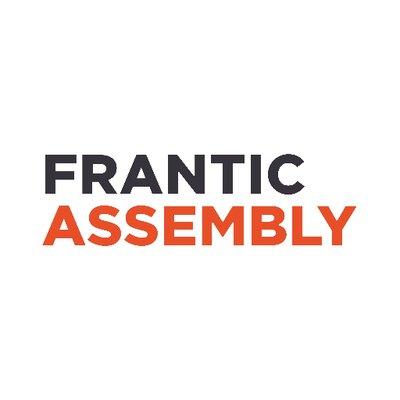 Frantic Assembly  is an internationally renowned, UK based theatre company led by co-founder and Artistic Director Scott Graham. Celebrated for its accessible and collaborative approach, Frantic Assembly has created award-winning work of breath-taking physical dynamism and emotional eloquence. Frantic Assembly are world leaders in devised and collaborative theatre. The Frantic method of devising liberates creative potential and builds confidence in performers, students and teachers. Frantic Assembly are the company behind the Tony Award-nominated choreography in Broadway's  The Curious Incident of the Dog in the Night-Time.