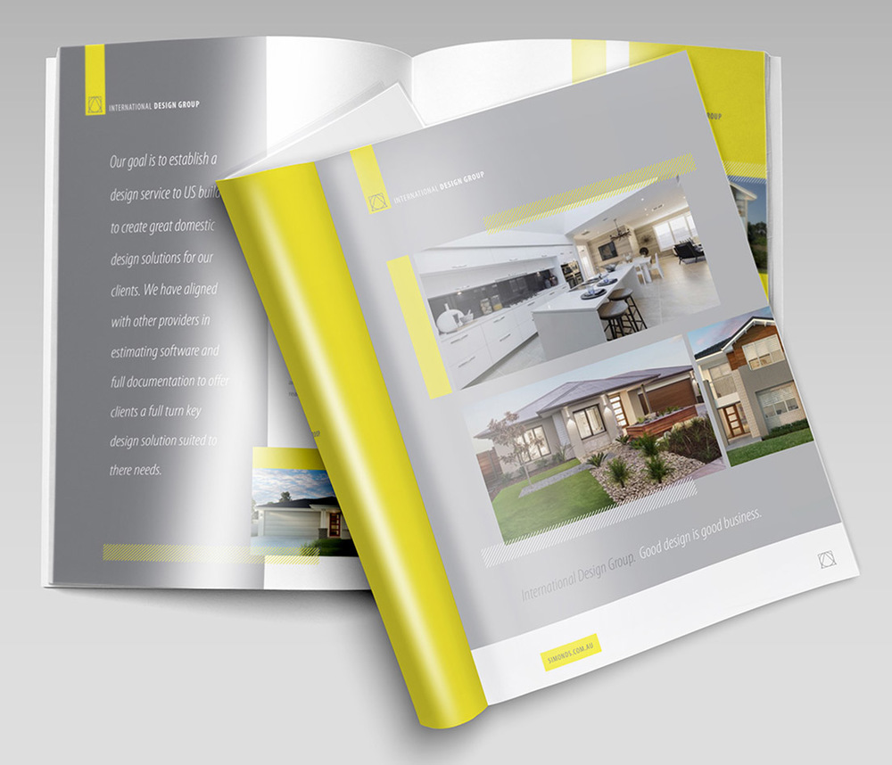 A4 Multi Page Booklet