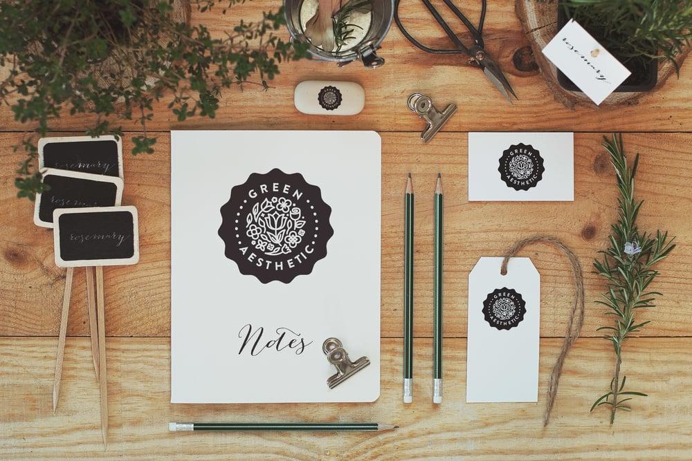 Green Aesthetic / Corporate Branding