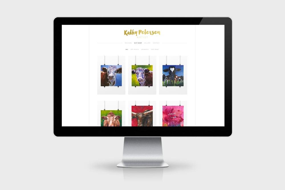 Responsive Commerce Website
