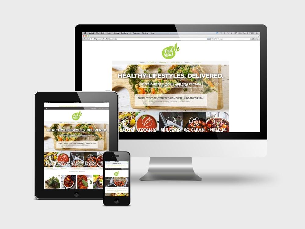 Responsive E-Commerce Site