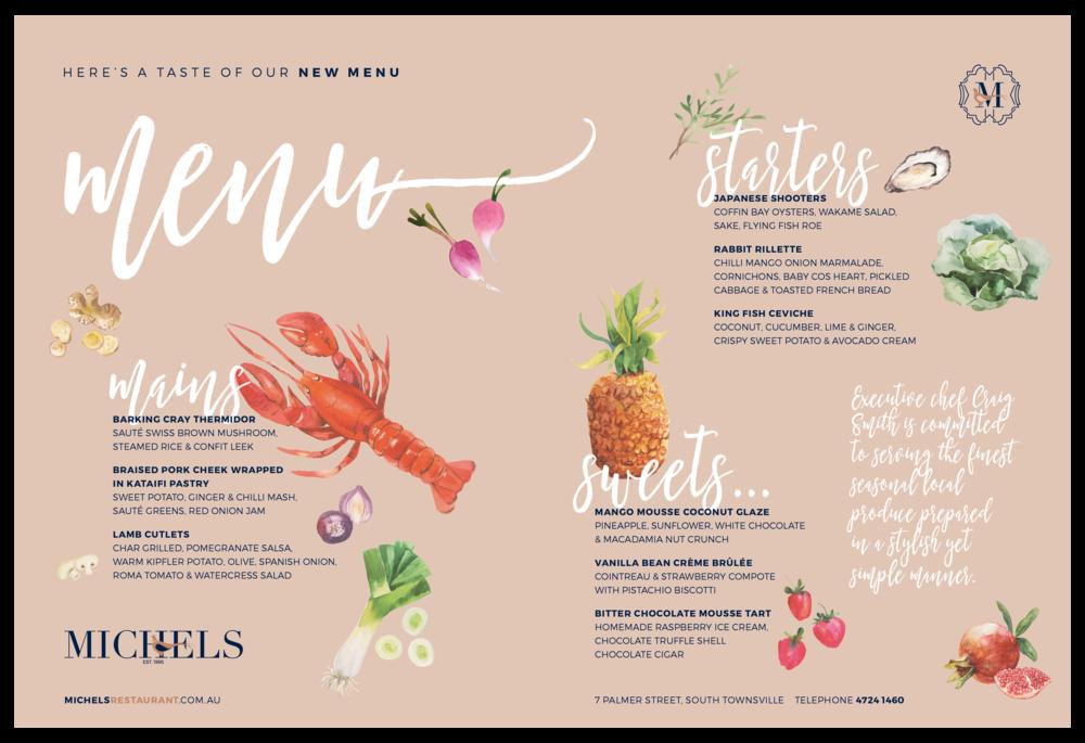 PRINT DESIGN: TOWNSVILLE FOOD MAG