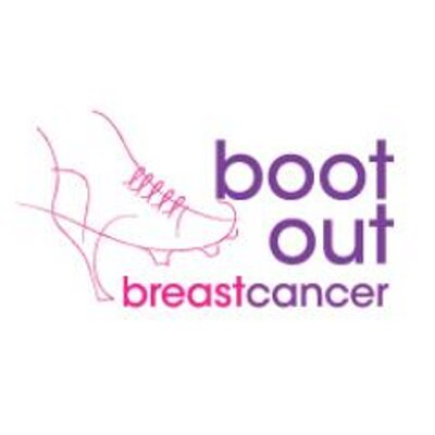Boot out breast cancer is committed to raising money to buy cancer detecting equipment in the nhs. we help raise awareness and attend some of their functions to help raise money. Support them if you can.