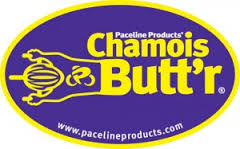 aloe vera, green tea leaf extract, tea tree oil, shea butter and lavender oil all wrapped up into a product made just for women - Her' Chamois butt'r is our skin butt'r of choice this year!