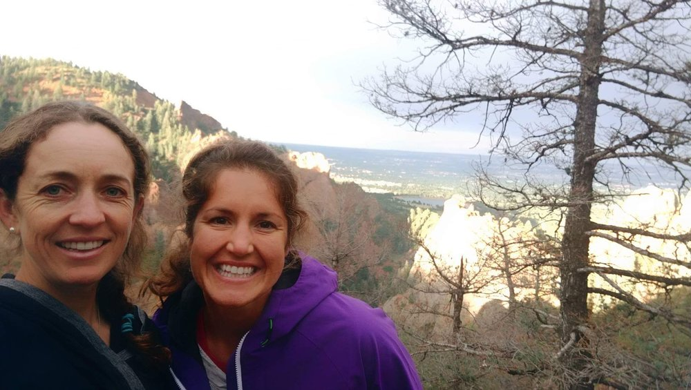 Hiking with Jo in ColoRADo springs
