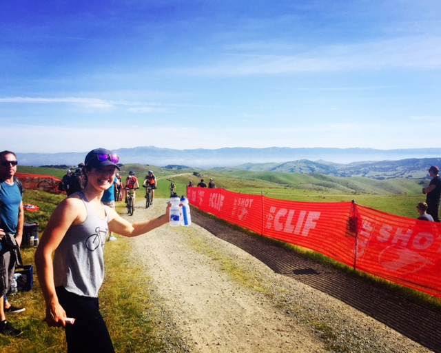 Seeing the race from a difference perspective with Coach Laura Schniedwind