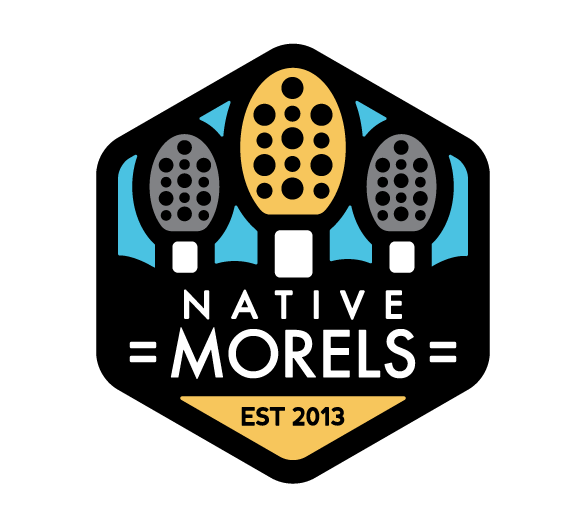 Click below to read about branding Native Morels ©