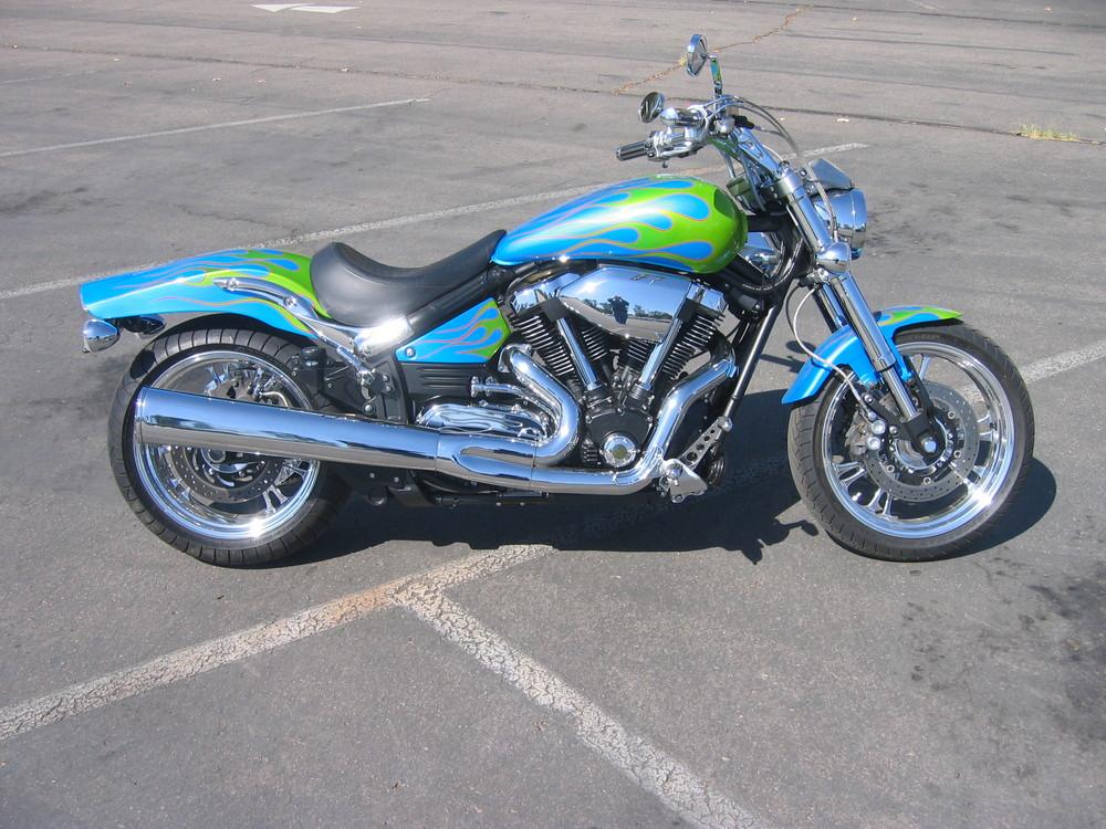 Cruising Rider