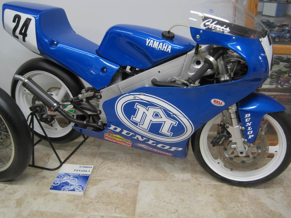 Yamaha TZ-125