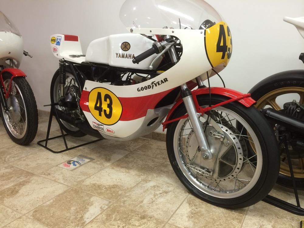 1974 Yamaha TZ-250