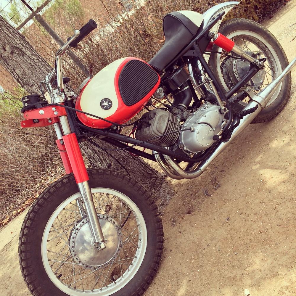 1965 Yamaha Ascot