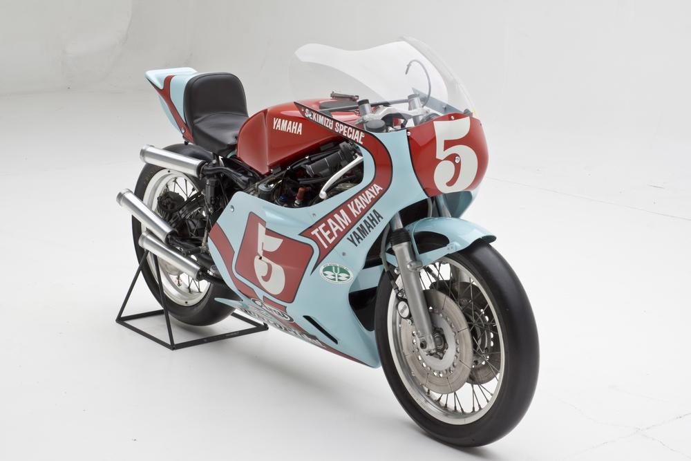 Yamaha TZ-750 Monoshock #1