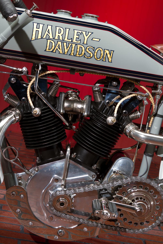 1916 Harley Davidson 8-Valve