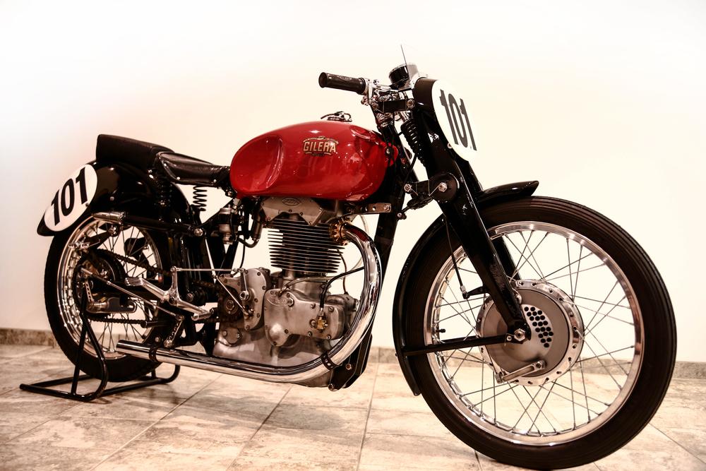 1947 Gilera Saturno San Remo