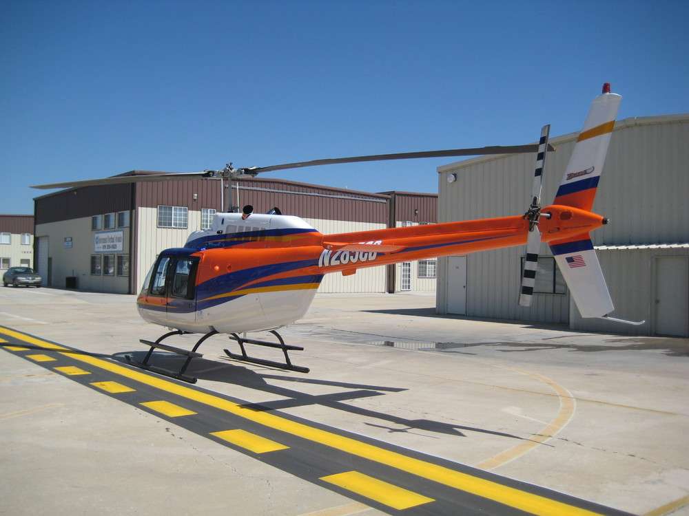 Custom Bell Jet Ranger