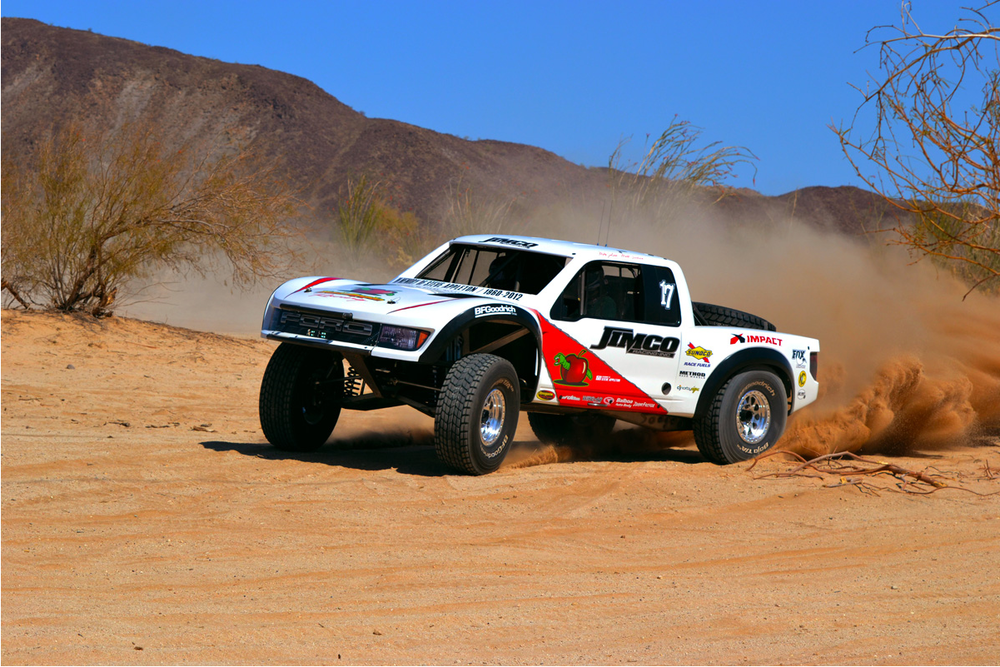 Bad Apple 2012 Jimco Trophy Truck