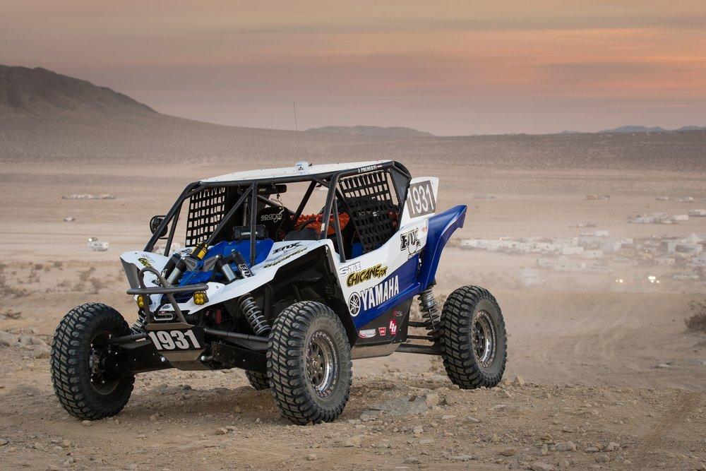 Yamaha YXZ