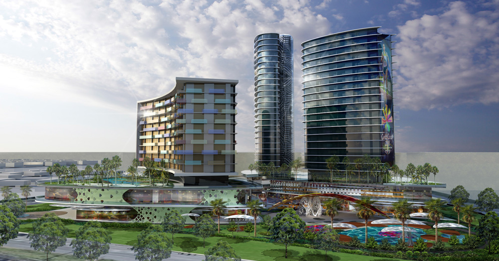 DEVELOPMENT: An Integrated Resort proposed by Gordon Corporation is planned for Coomera and is one of a record number of applications made to the Gold Coast City Council.