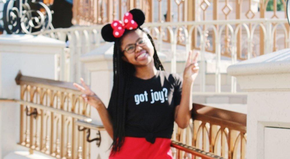 Disney Ears: Walt Disney World. Shirt:  JOYday Movement . Romper:  Zara