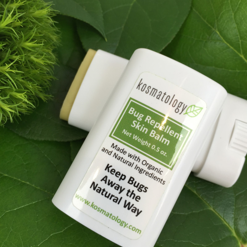 Bug Repellent Balm - Picture courtesy of Organic Bunny Blog