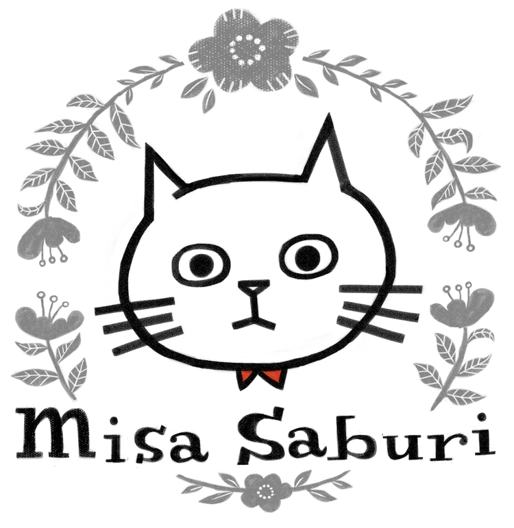 Misa Saburi : Illustration