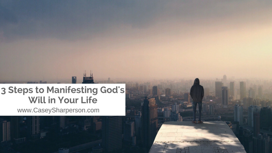 how do you experience god in your life