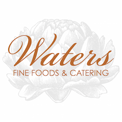 Waters Fine Catering & Event Design logo