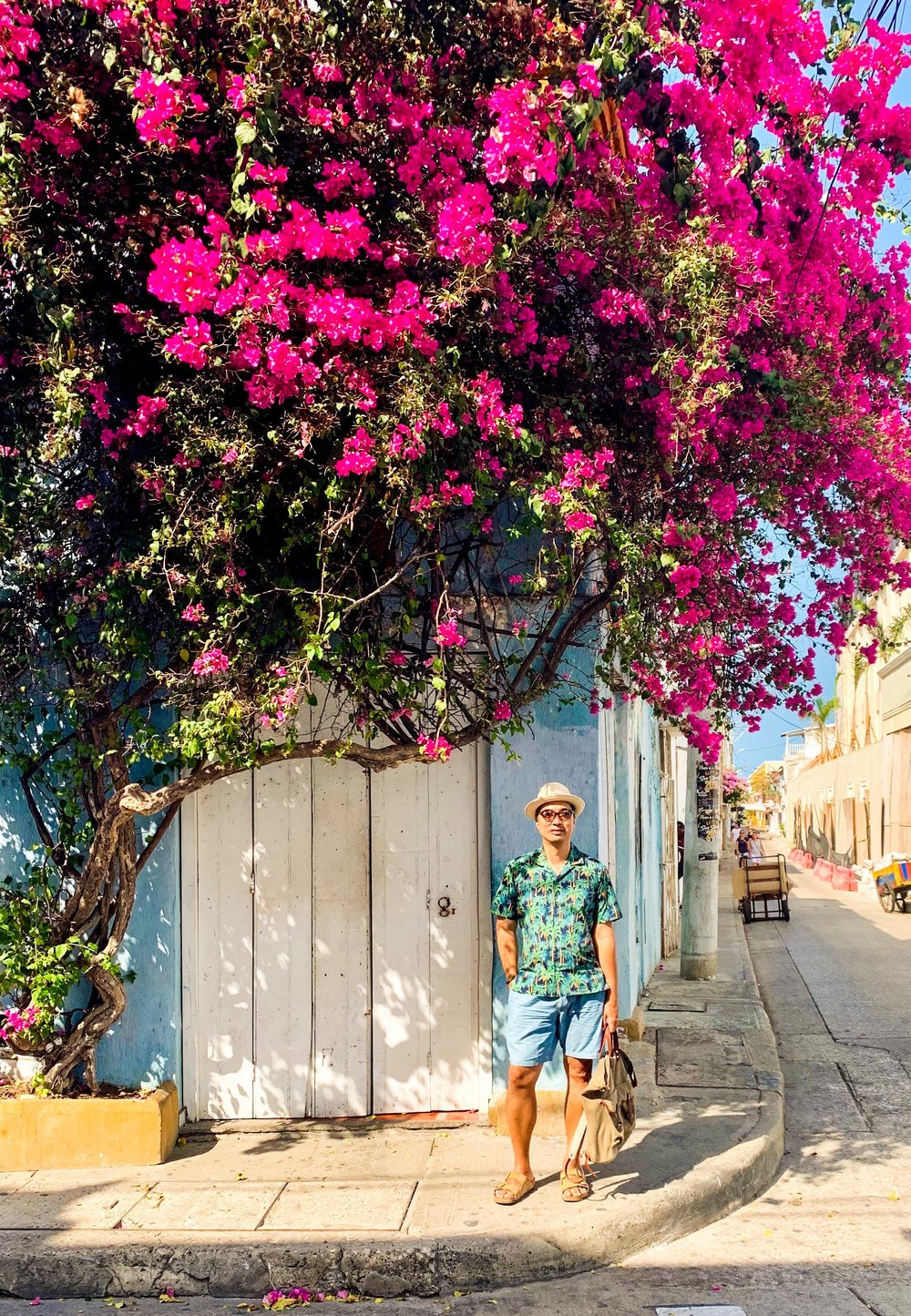 Every street corner in Cartagena was a photo shoot waiting to happen.