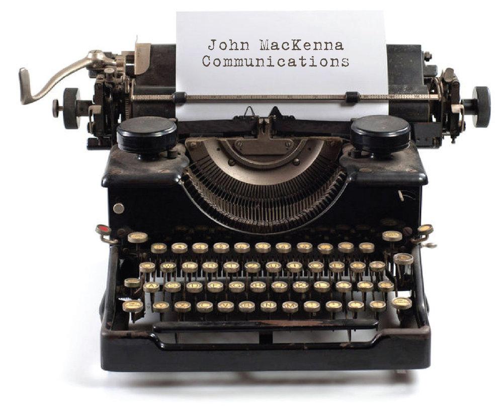 John MacKenna Content