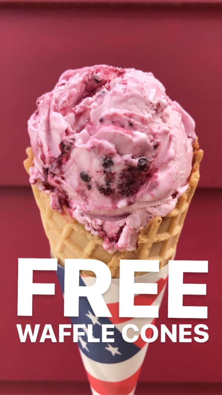 reasons to be cheerful ice cream