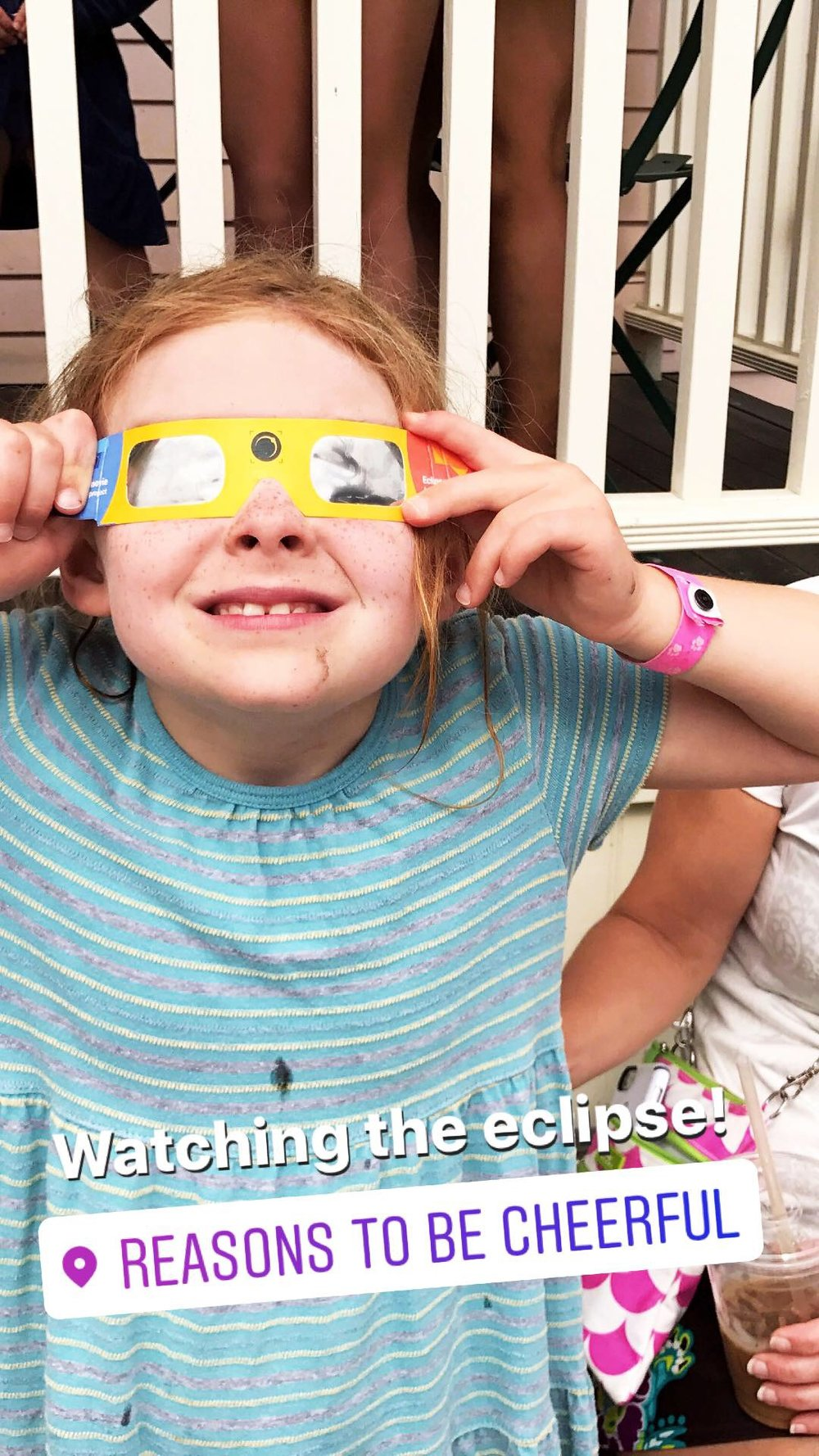 reasons to be cheerful eclipse kids