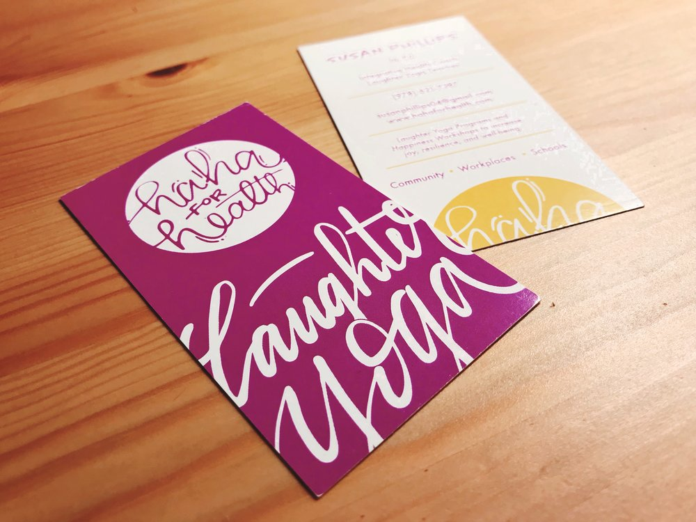 HHFH Business Cards