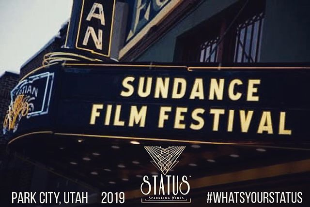 We are so THANKFUL for our new partnership with Madison Square Garden (MSG) who recommended us to the TAO Group, who just so happens to own the Sundance Film Festival.  STATUS Sparkling Wines was officially added to the wine menu and will now be served to VIP guests at the Sundance Film Festival 2019!  We will see you soon Parkcity, UTAH! (Utah will also have full distribution starting in 2019! Thank you Sundance) • • • • • #Grateful #Thankful #whatsyourstatus #film #Parkcity #SundanceFilmFestival #StatusSparklingWines #movies #celebration #preview #celebrities #utah #photography #cinematography #fashion #vip #filmmakers #cameras #lights #action #drink #wine #dine