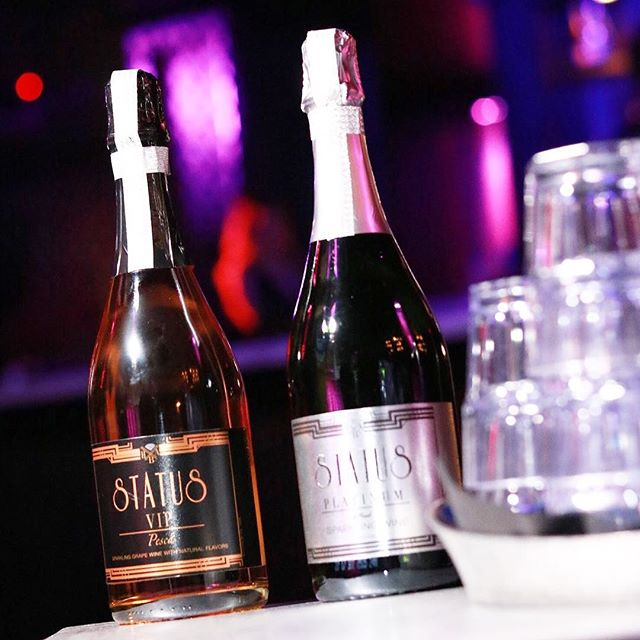 I only think of drinking Status on two occasions 🥂🍾 When I'm thirsty and when I'm not. What's your Status? #thirstythursday #drinkstatus #statussparkling #vip #platinum #bubbles #sparkle #bottomsup #cheers