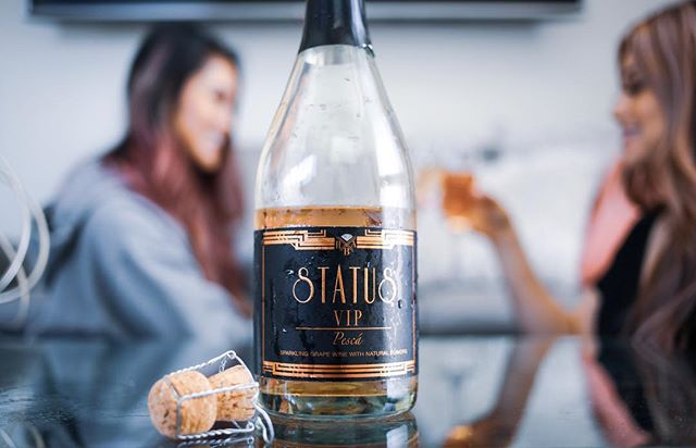 Recognizing Women's history month the STATUS way! With some of our refreshing VIP! Cheers to all Women of the World 🥂 . . . . . #whatsyourstatus #womenshistorymonth #womenempowerment #bossbabes #vip #champagne #sparklingwine #msg #organization #entrepreneurship #respect #beauty #woman #womeninspiringwomen #peachmango #status #2019