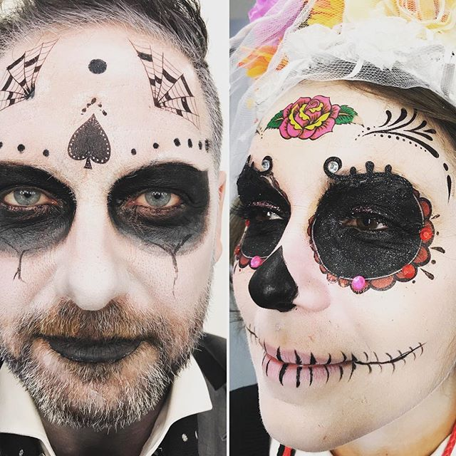 Are you ready for halloween... #halloweencostume #halloween #halloweenfun #dayofthedead