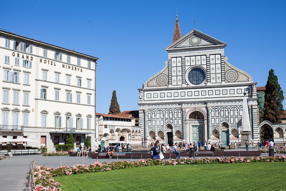 Florence, Italy - Chruch.jpg