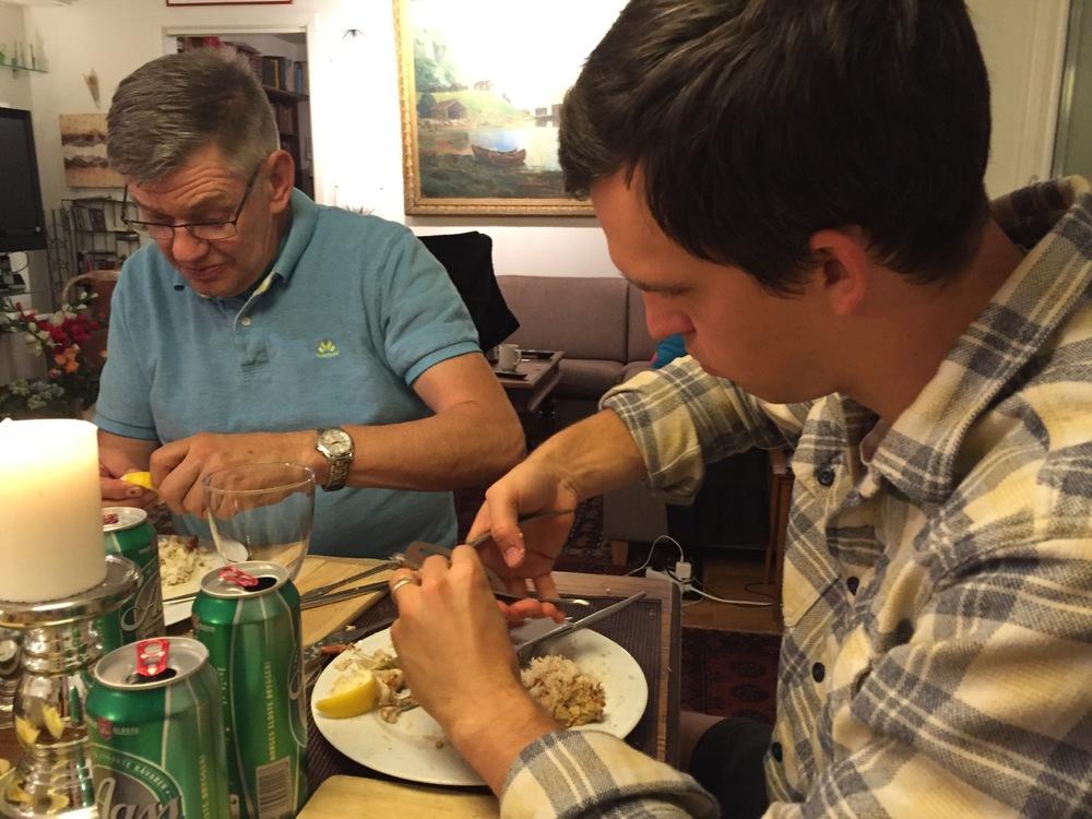 Stavanger - Dinner with Bjorn.jpg