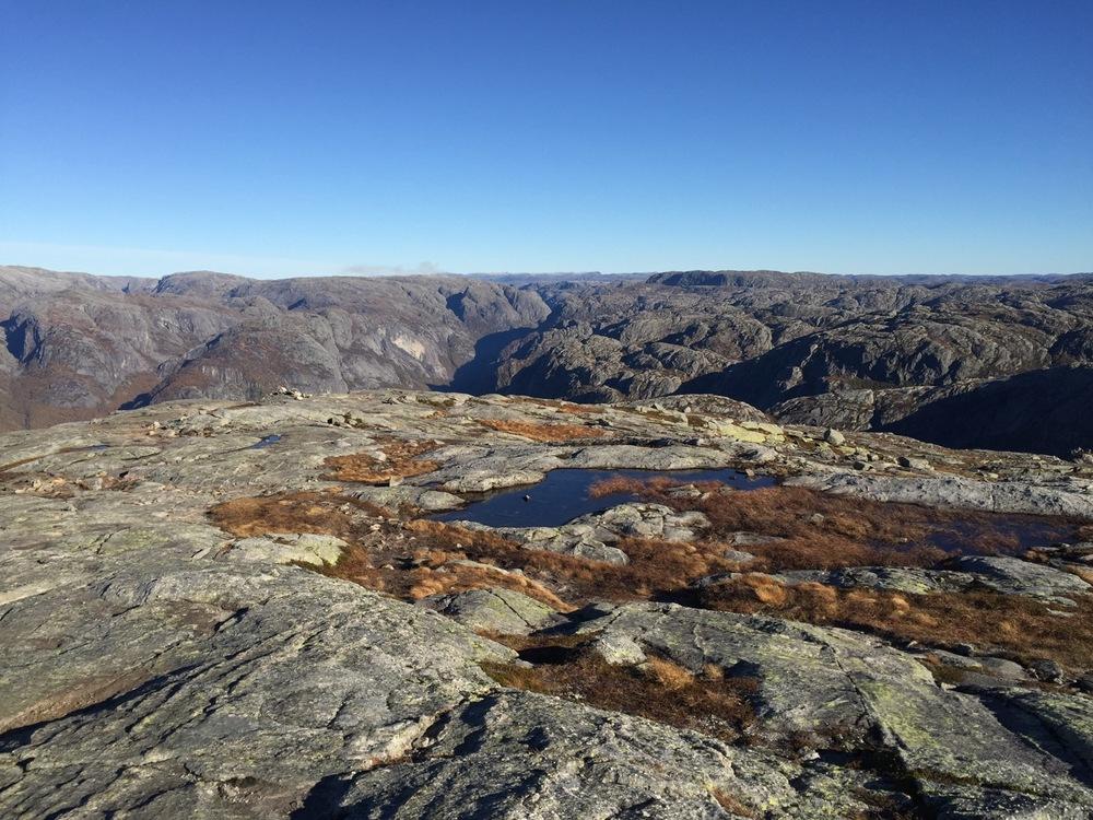 Kjeragbolten - Hike Top.jpg