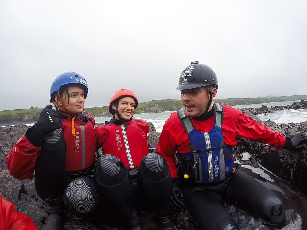 Coasteering - Sam, Sarah, J.jpg