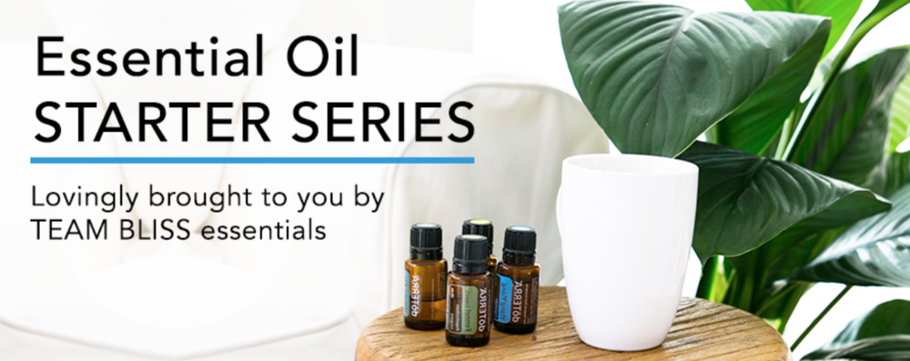Essential Oil Starter Series - Once a week for six months, leaders from our team will land in your inbox with useful and fun essential oil education.