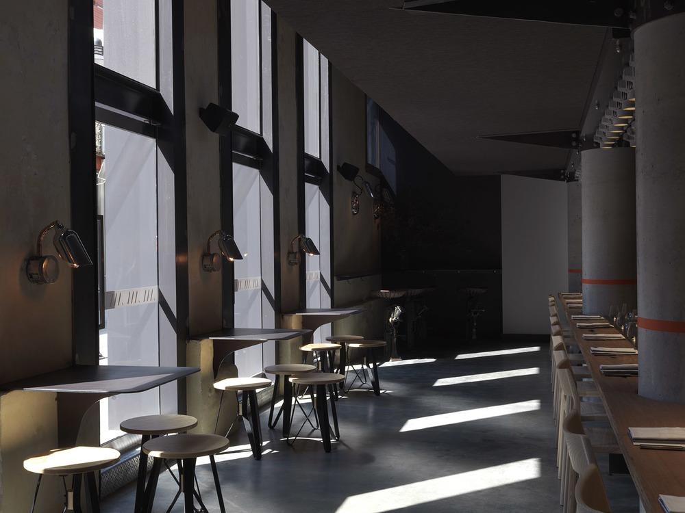 automata restaurant