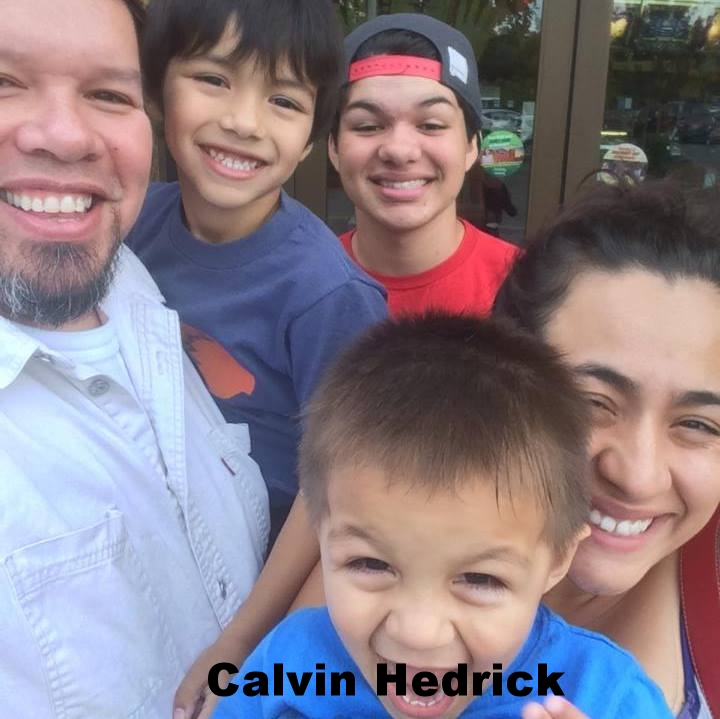 Calvin Hedrick