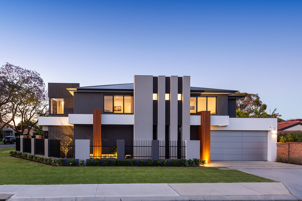 RESIDENTIAL PROJECT  New Home - Applecross