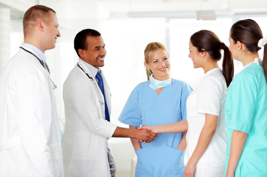 OHCIA's training... - ... will allow you to get the necessary credentials to be part of a healthcare team!