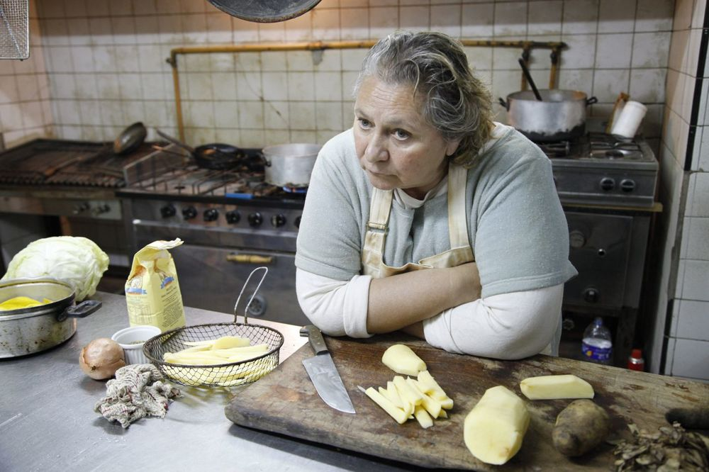 Rita Cortese has a recipe for  papas mortales  in  Wild Tales (Relatos Salvajes)