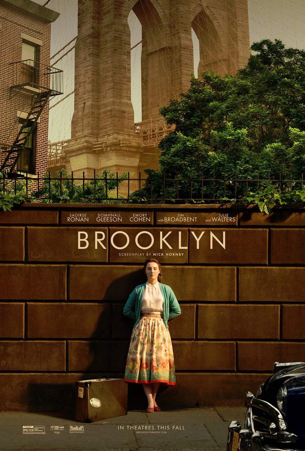 Brooklyn 2015 poster