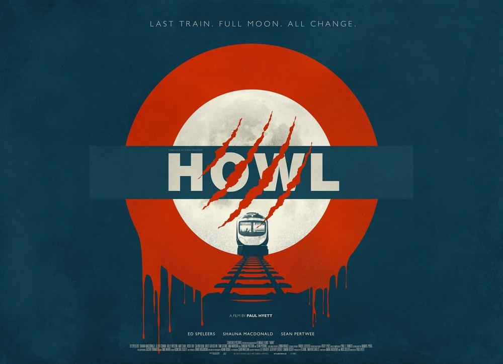 Howl 2015 poster